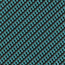 CSTD12478  1m wide hydrographics blue and black carbon fiber 10m length hydrographic water transfer printing film for car