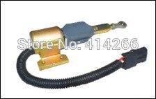 6BT 5.9 Fuel Shutdown Solenoid Valve 3935430,3935432,3939703, 24V<br>