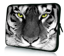"personalized tiger face figure  laptop & tablet accessories laptop sleeve bag 13""13.3"" for macbook air/pro etc."