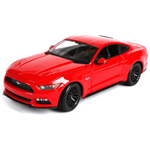 Maisto 1:24 2015 Ford Mustang GT 5.0 Classic Modern Muscle Diecast Model Car Toy New In Box Free Shipping 31508(China)