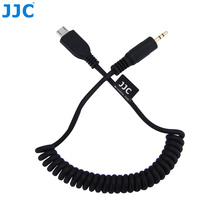 JJC Remote Control Replace Shutter Release Cable Connecting Cord Line for SAMSUNG SR2NX02 Compatible Cameras (Cable-N)