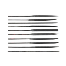 10x Needle Files Set Jeweler Diamond Wood Carving Knife Craft Tool Metal Glass Shaping Engraving Knife Jewelry Tools Equipment