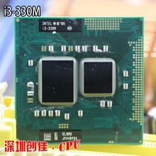 Original Intel core Processor I3 330M 3M Cache 2.1 GHz  Laptop Notebook Cpu Processor Free Shipping I3-33M