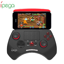 iPEGA PG 9028 Wireless Bluetooth Game Controller Joystick Gamepad with Touchpad Support for Android for iOS for Android TV Box
