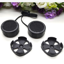 High Quality 2xHotsale Car Auto Super Power Tweeter 500W Loud Dome Speaker For iPod CD Player