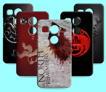 Ice and Fire Cover Relief Shell For LG V10 H968 V20 H990N Cool Game of Thrones Phone Cases For LG nexus 5X K10 K420N