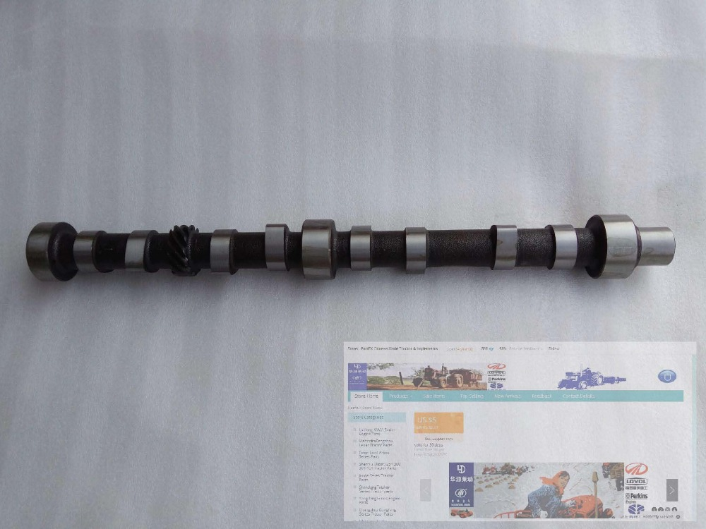 XINCHAI 495BT  A498BT for tractor, harvester like Foton, Jinma, the camshaft, part number:495B-06001<br>