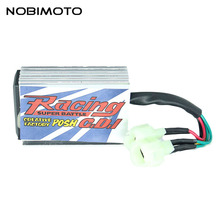 GY6 6 Pin AC Racing CDI Digtal Igniter High Performance AC Racing CDI Fit For CG125-CG250 Engine Pit Dirt Bike ATV Quad DQ-193