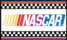 Wholesale NASCAR customized flags 3x5ft polyester digital print banner with 2 Metal Grommets banner