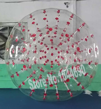hot sell soccer zorb ball,inflatable bumper ball