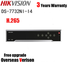 Buy Hikvision DS-7732NI-I4 12MP H.265 16CH 4K NVR 4 SATA Interfaces Network Video Recorder for $421.00 in AliExpress store