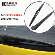 Car wiper blade Windscreen Rear Wipers Blade For Ford Focus 2 Hatchback, 2004-2011, Auto Car Accessories styling