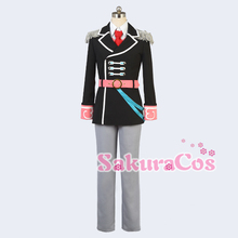 Idolish7 TRIGGER Tenn Kujo Outfit Cosplay Costume Party Suits Jacket Coat Uniform Halloween Carnival Costume for Adult Men Women(China)