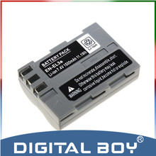 Digital Boy Top selling! 1pcs 1500mAh EN-EL3e Replacement Battery EN EL3E For Nikon D70 D90 D80 D100 D200 D700 z1()