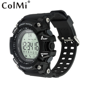 Colmi deporte smart watch vs505 profesional resistente al agua 5atm pasómetro como pulsera inteligente ultra larga espera