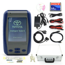 2017 Top for Toyota Intelligent Tester 2 Toyota IT2 Tester2 Auto Diagnostic Tool IT2 toyota With Oscilloscope DHL free(China)