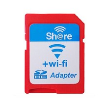 Original SDHC Hot Sale New Arrival EZ Share Wireless SD Card Reader Adapter WIFI Micro SD Card Reader(China)