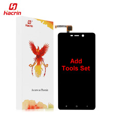 hacrin Xiaomi Redmi 4 Pro LCD display + Touch Screen Digitizer High Quality Replacement for Xiaomi Redmi4 Prime 5.0 inch 3G RAM