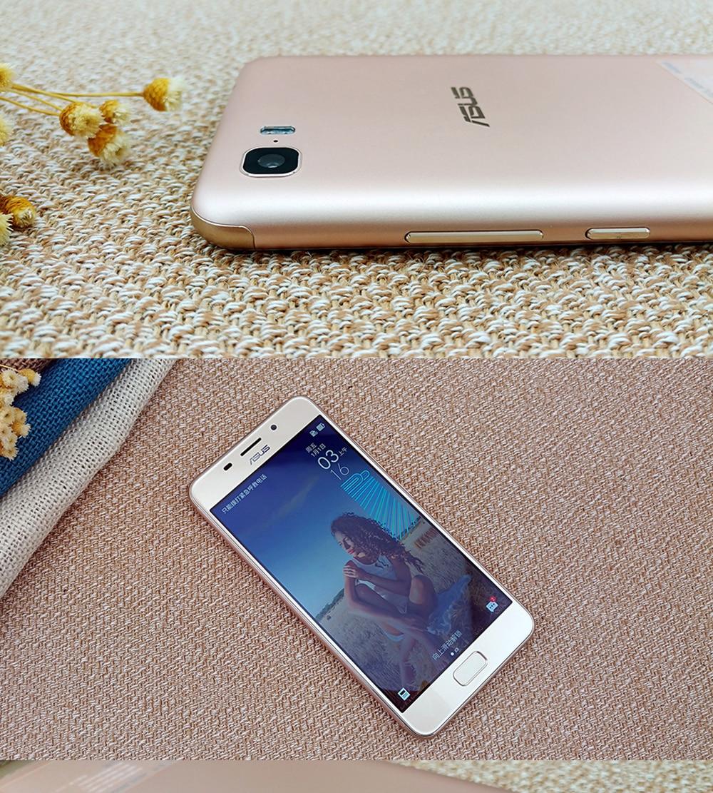 New ASUS Zenfone Pegasus 3s ZC521TL Octa Core 3GB RAM 32GB ROM 5000mAh 5.2 inch Android 7.0 Fingerprint 13MP 4G LTE Mobile phone