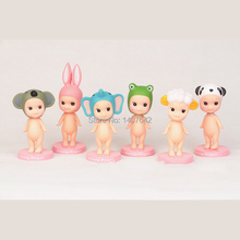 10cm Sonny Angel Baby Figures Bobblehead Toy Ornaments Action Figure Collection Model Toy Gift for Baby Kids