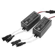 2X High quality 4-outputs Inverter Ballast For CCFL Angel Eyes Halo Replacement Kit 12V Female Inverters(China)
