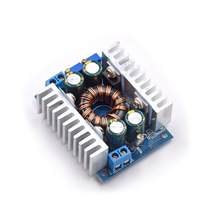 DC-DC 8A Solar Wind Energy Automatic Step Up Step Down Constant Current Voltage Adjustable Power Module