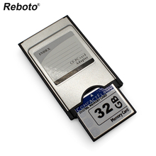 CF card with Compact flash card adapter 2GB 4GB 8GB 16GB for Mercedes Benz MP3 PCMCIA Memory card 32GB 64GB CF card reader(China)