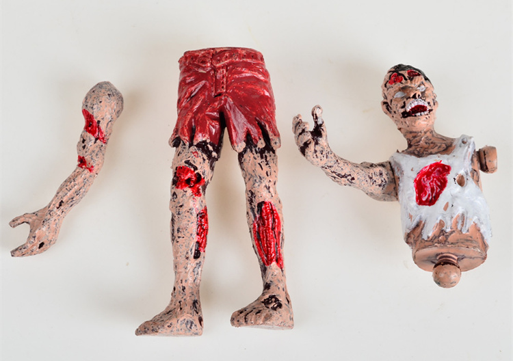6PCS-Zombie-Walking-Dead-Dolls-Action-Figures-Toys-Static-Model-Of-Movable-Joints (1)
