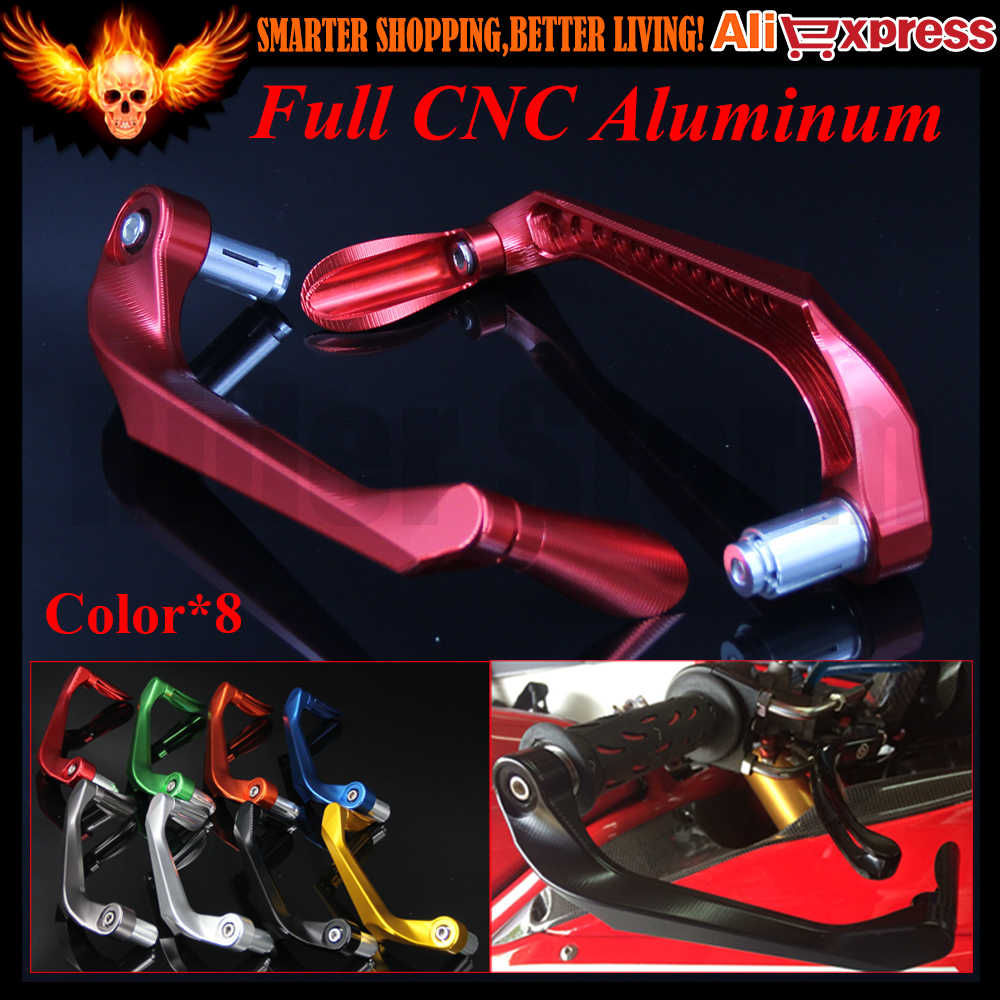 7/8 22mm Motorcycle Handlebar Brake Clutch Levers Protector Guard for Aprilia CAPANORD 1200/Rally SHIVER/GT DORSODURO 1200 750<br>