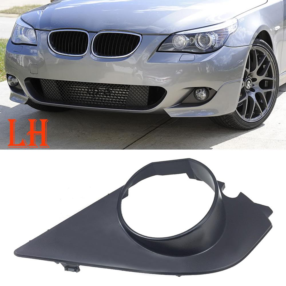 Front Bumper Grille Cover Left /& Right Side for BMW E60 E61 525i 535i 2003-2010