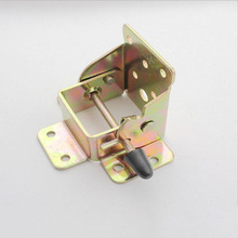 Folding Hinge FOR Table Legs / 90 Unilateral self-locking / Coffee Table Furniture Hardware Accessories 4PCS