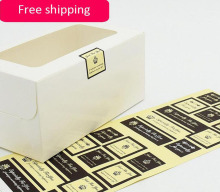 "330 pcs/lot ""Specially for you""self-adhesive Hot Stamping Stickers Label Sticker DIY Hand Made Gift /Cake Paper Sticker"