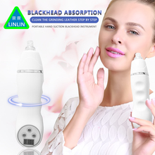 LINLIN new Clean Blackhead Vacuum Suction Remove Machine Facial Pore Cleaner Diamond Dermabrasion Skin Peeling Acne comedones(China)