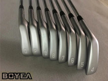 Boyea JPX900 Irons JPX900 Golf Forged Irons Golf Clubs 4-9PG R/S Flex Steel Shaft With Head Cover(China)