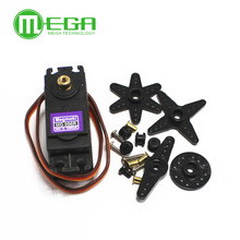 Metal-Gear Helicopter Servos MG995 JR Digital 10pcs 13KG 15KG for Futaba Car RC Model