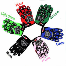 HOT SELLING ! MOTORCYCLE GLOVES YOUTH/PEEWEE MX MOTOCROSS MOTORBIKE RACING GUANTES GLOVES BMX/ATV/QUAD/DIRT BIKE KID(China)