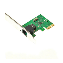 New 10/100 Mbps NIC RJ45 LAN Network PCI-E Ethernet Card Adapter for Computer PC RJ45 External Network Card LAN Adapter