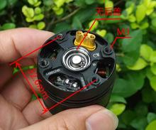 hight quanlity metal DC Motor Brushless motor Traction Motor Working for 24 hours for plane model(China)