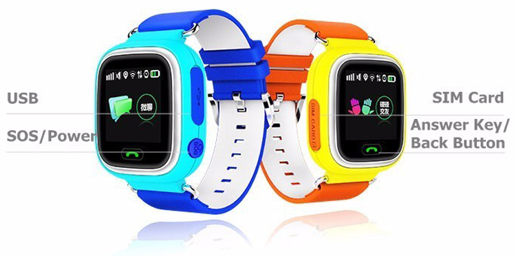 Kids Smart Watch (6)