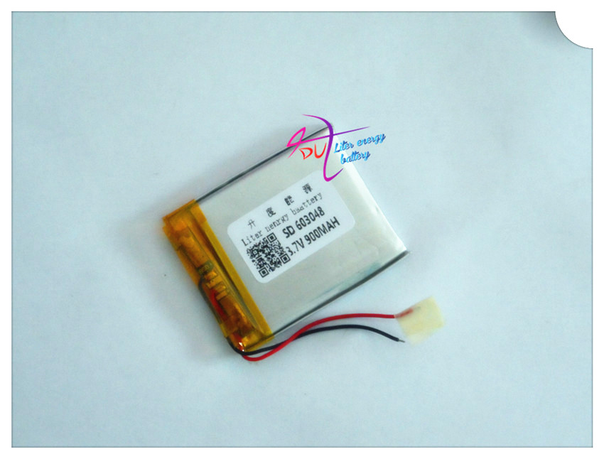 Polymer battery 603048 900mah , Bluetooth headsets , MP3 battery , remote control battery , factory direct<br><br>Aliexpress