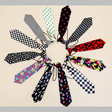 Boys Girls Color Elastic Adjustable Necktie Children Tie Patterned  Kids Tie Casual Neck Ties HD0001b