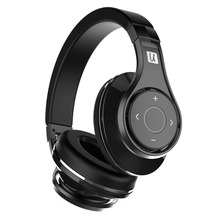 Bluedio U(UFO) Bluetooth Headphone/Headset Patented 8 Drivers/3D Sound/Aluminum Alloy/HiFi Wireless Headphone(China)