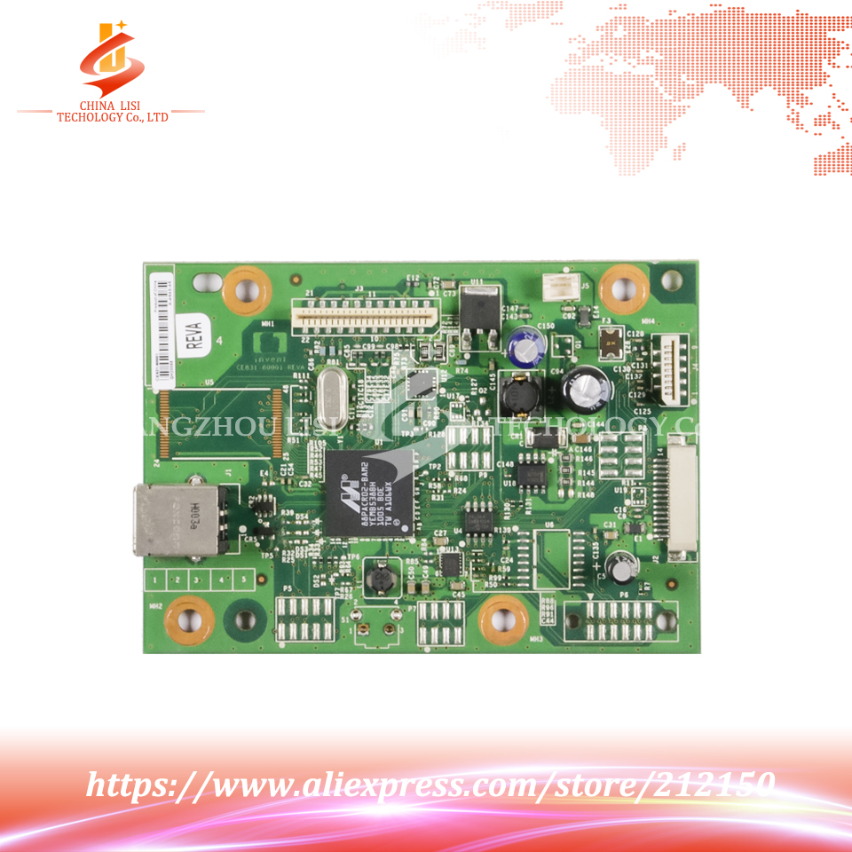 Original Second-Hand For HP 1132 M1132 Formatter Board CE831-60001 LaserJet Printer Parts Hot Sale<br><br>Aliexpress