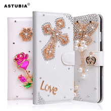 Buy Meizu M3 M3s mini Luxury Wallet Stand Flip PU Leather Diamond Case Meizu Meilan M3 M5 Note 3 Case Rhinestone Bling Cover for $6.89 in AliExpress store