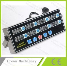 Free Shipping by DHL/TNT/UPS New Electronic LCD 220V Digital 8 Channel Timer(China)