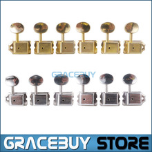6R Vintage Style Electric Guitar String Tuning Pegs Tuner Machine Heads For Stratocaster Strat For Telecaster(China)