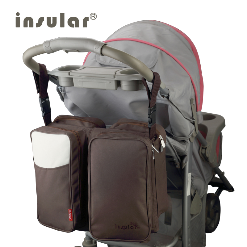 New Arrival 2 in 1 Multifunctional Travelling Baby Diaper Bag Fold  Baby Bed Changing Bags Mommy Bag Portable Infant Bed<br>