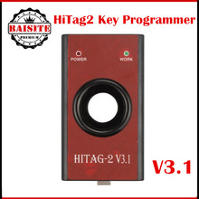 2017 Lowest Price HITAG2 V3.1 key programmer HiTag2 programmer hitag 2 HITAG-2 V3.1 ad hitag2 universal keys programmer for bmw(China)