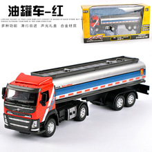 Alloy engineering truck ,Oil tankers, big trucks,Children's toy car models