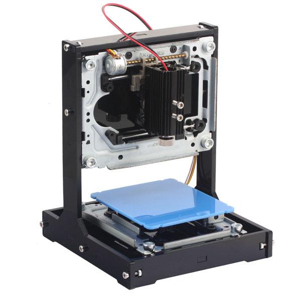 DIY NEJE DK-5 Pro Fancy Laser Engraving Laser Printer Machine 5V 500mW for Hard Wood Plastic Support Win 7 XP 8 Mac System